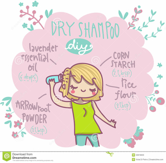Dry Shampoo Ingredients